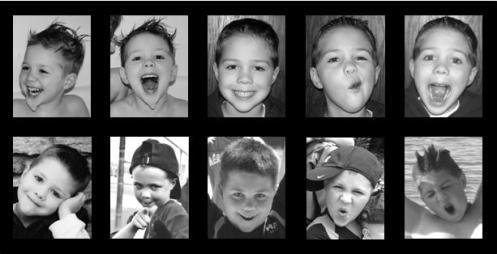 Isaac Faces